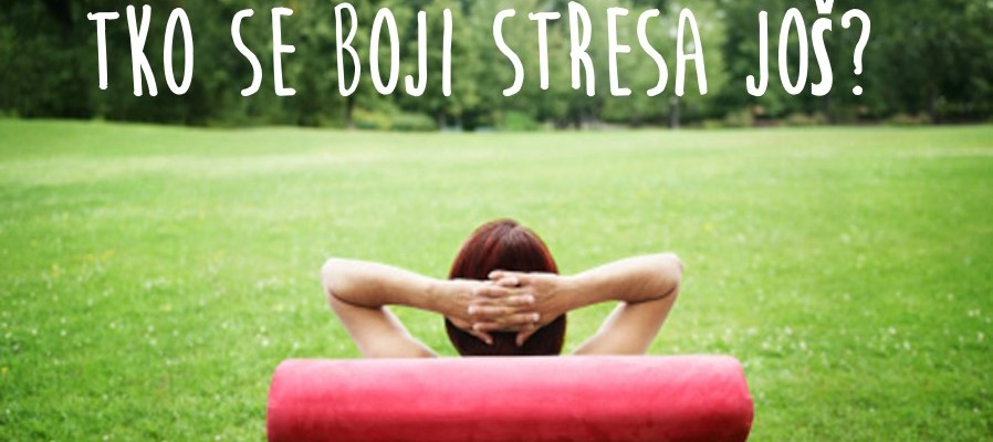 Četrti četrtek: Tko se boji stresa još? – radionica o zdravlju