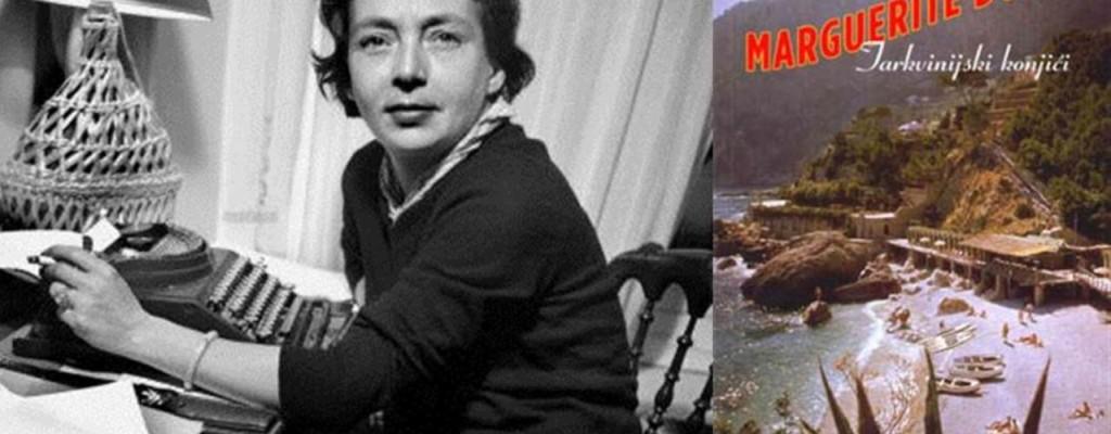 """Čitateljski klub """"Književni sladokusci"""": rasprava o knjizi """"Tarkvinijski konjići"""" Marguerite Duras"""