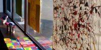 Upoznavanje svjetskih slikara kroz slikovnice i različite likovne tehnike – izložba