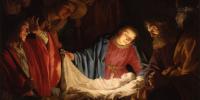 Božić u djelima likovnih umjetnika – izložba