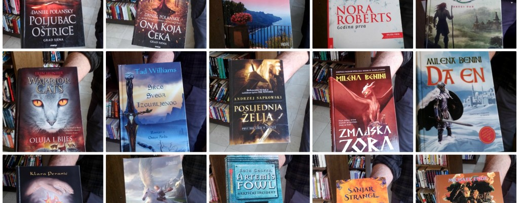 Mjesec epske fantastike i fantasy romana