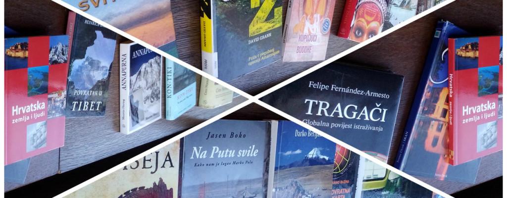 Mjesec književnih putopisa, ekspedicija, putovanja i otkrića