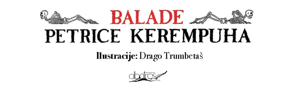 Balade Petrice Kerempuha – crteži