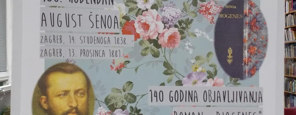 """140. godina Šenoinog """"Diogenesa"""""""