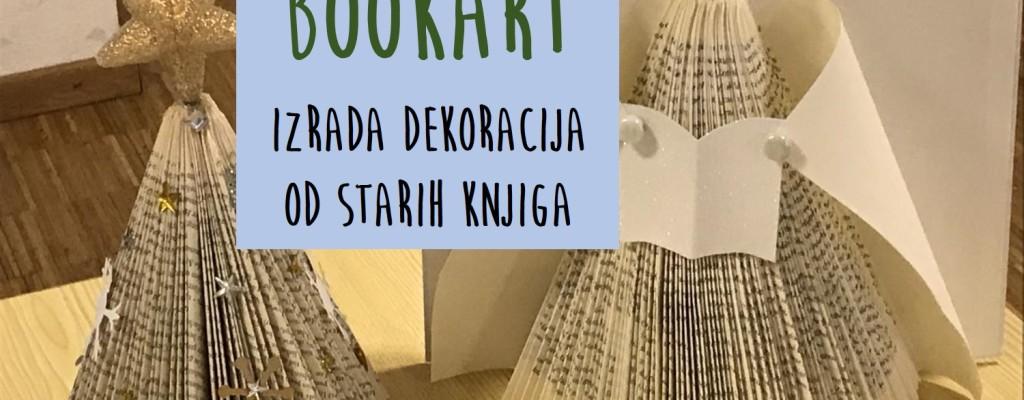 Četrti četrtek – Bookart: kreativni rad inspiriran knjigom