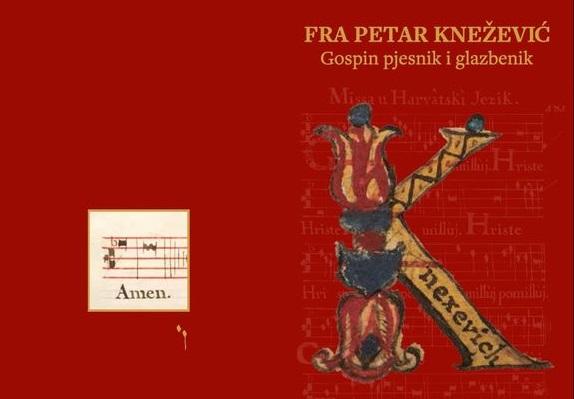 """Predstavljanje knjige o """"Gospinom pjesniku"""", dalmatinskom prosvjetitelju fra Petru Kneževiću"""