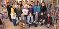 Zadovoljni gosti iz IFLA-ine Sekcije za narodne knjižnice