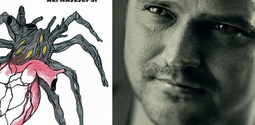 Kristian Novak na drugoj večeri Turbooksa – malog književnog festivala