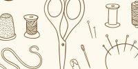 Četrti četrtek – radionice razmjene vještine: Našla krpa zakrpu… radionica krpanja i razgovaraonica o šivanju