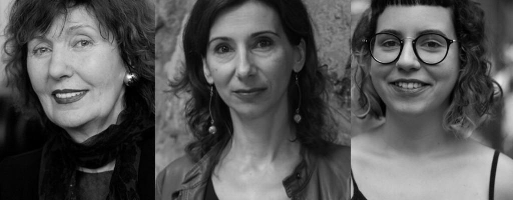 Nagovor na poeziju: susret s pjesnikinjama Sonjom Manojlović, Suzanom Matić i Larom Mitraković