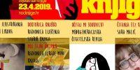 Noć knjige u Gradskoj knjižnici Velika Gorica – ilustriramo književne junake, izrađujemo knjige i razgovaramo o njima