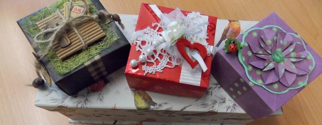 Četrti četrtek – Radionice razmjene vještina: Origami poklon kutijice