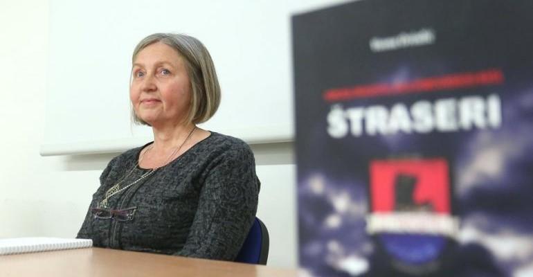 Vesna (Znika) Oršulić: Moja ratna priča – predstavljanje knjige