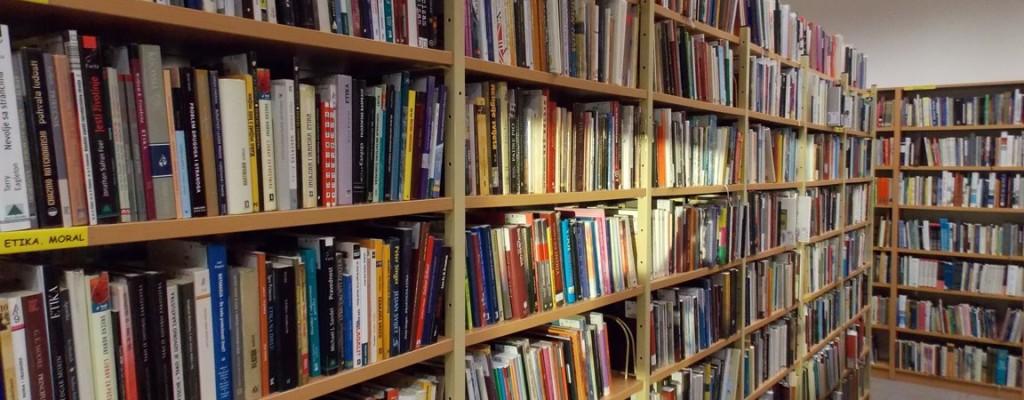 Od četvrtka se obustavlja rad za korisnike u svim odjelima Gradske knjižnice Velika Gorica