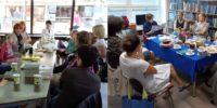 Susret čitateljskih klubova Gradske knjižnice Velika Gorica – Luna vs. Književni sladokusci
