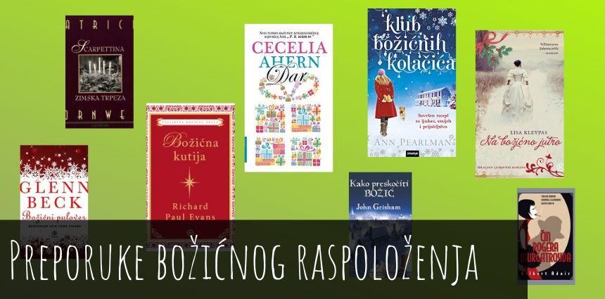 Knjige božićnog raspoloženja – preporuke