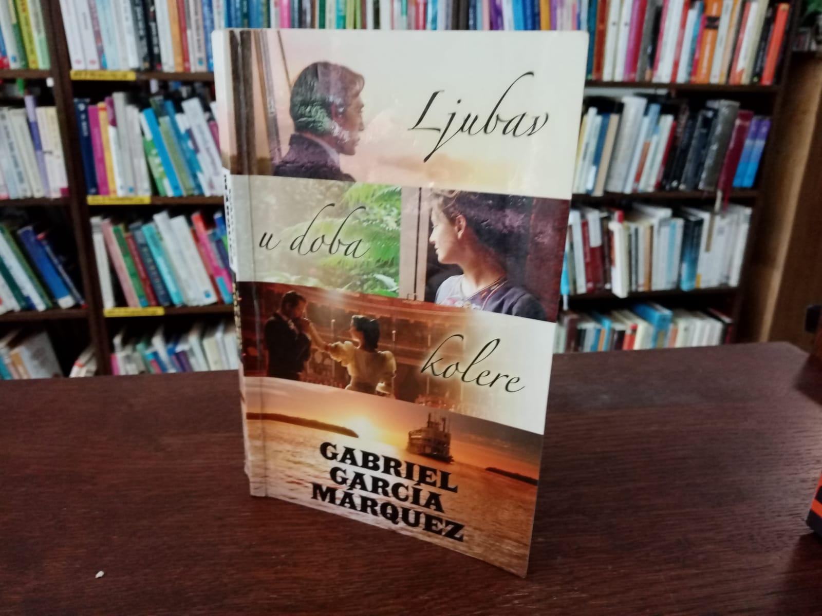 Gabriel García Márquez : Ljubav u doba kolere – čitateljski osvrt Tomislava Mlinca